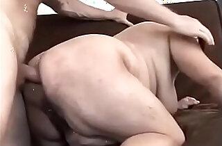 FAT GRANNY ANAL AMBUSH OST AVP xxx tube video