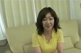 Japanese Chubby Big clit Mature Eriko Nishimura xxx tube video