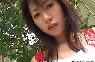 Solo babe in her red get up masturbates her cunt xxx tube video