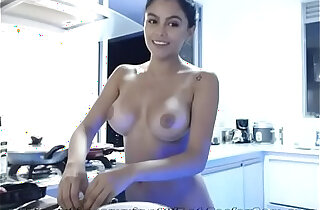 My Step Mom Making Lunches...Naked... xxx tube video