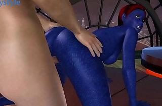 Mystique sex compilation xxx tube video
