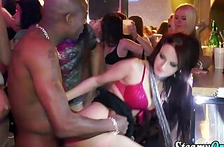 Cfnm sluts party fucking xxx tube video
