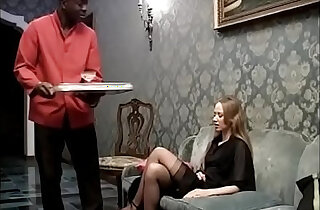 Black servant banging his lustful lady of the house xxx tube video