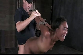 Chanell gets wrecked and helpless pt xxx tube video