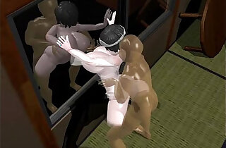 Video Ghost And Mr. Ghost 3D Hentai xxx tube video