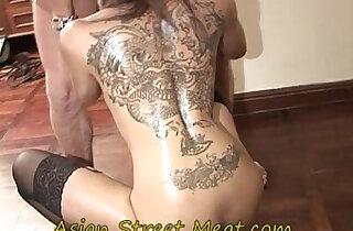 Asian Teen Inkpad xxx tube video