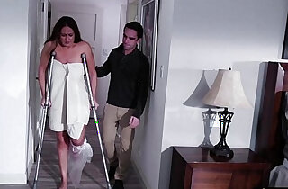 Busty milf screwed by her horny stepson xxx tube video