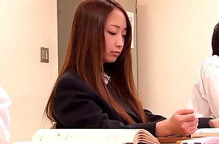 Japanese teen Anju Sana is old guys slave xxx tube video