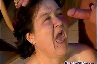 Big Granny Wants Hard Cock In Her xxx tube video