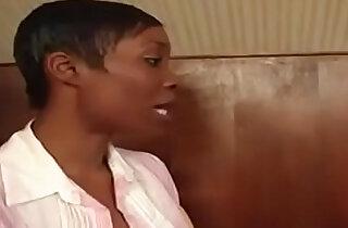 Milf Ebony Maid xxx tube video