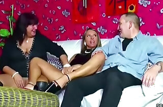German Mom and dad Seduce not Step daughter Fuck xxx tube video