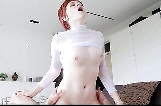 Cute Teen Head Ginger Stepdaughter Birthday Fuck xxx tube video