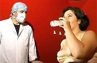 BBW mature slut in BDSM game of sex xxx tube video