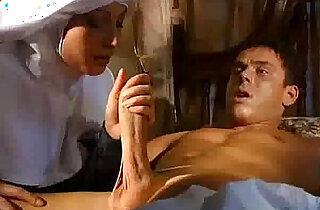 Italian Nun Does Anal xxx tube video