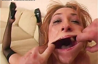 Used Throat Whore xxx tube video