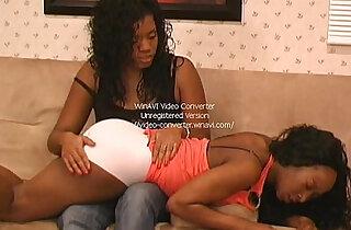 spanked ebony bottoms pt xxx tube video