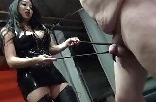 Mistress Natsumi CBT,Femdom xxx tube video