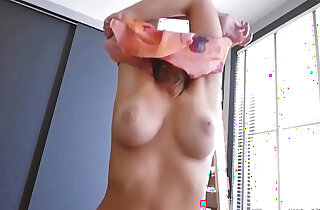 Horny Sis Spreads Pussy Wide For Big Brothers Dick xxx tube video