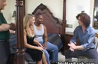 Chelsea Zinn is in an interracial marriage but so xxx tube video