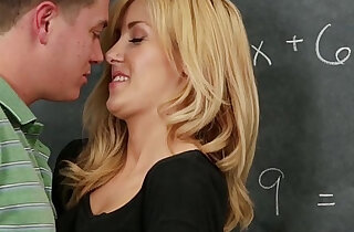 Hot Classmate Drilled by Large Dick xxx tube video