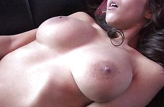 SelfDesire Big titty babe April Oneil dildo masturbating xxx tube video