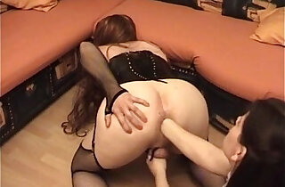 Sissy slave got fisted by mistress xxx tube video