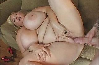 Busty bbw milf sucks and fucks student from next door xxx tube video
