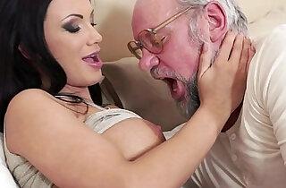 Samantha Rebeka Loves Older Guys xxx tube video