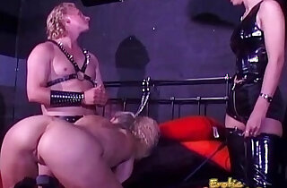 Misled Slave Gets Excited During Training Session xxx tube video