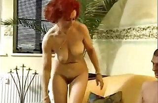 German redhead mature housewife xxx tube video