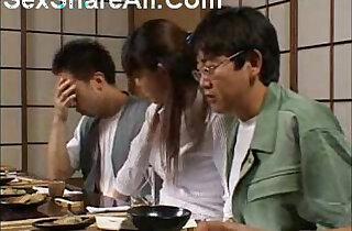 Asakawa Rei Jerks Off Her Dates Under The Dinner Table xxx tube video