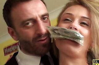 British 18yo guzzles maledoms cum on her bday xxx tube video