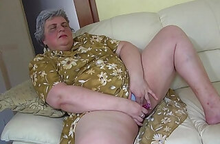 OldNanny Pretty girl and fat granny masturbating together xxx tube video