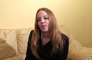 Petite francaise grave sodomisee pour son casting porno amateur xxx tube video
