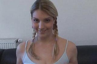 Natural Big Tits Czech Girl Petra xxx tube video