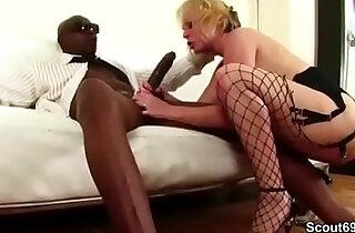 HOT MILF Hard deep Anal fuck black Mandingo Monster Dick xxx porn