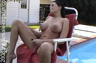 Codi pool orgasm xxx tube video