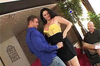 Italian Wife Shames Hubby With Swinger Sex xxx tube video