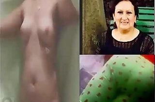 Espiando a mi de la ducha spying my aunt after taking a shower xxx tube video