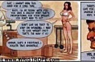 Huge Breast Big Cock Sex Comic xxx tube video