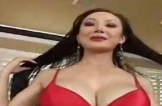 Nasty Asian woman xxx tube video