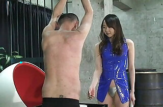 Japanese Mistress Risa facesitting xxx tube video