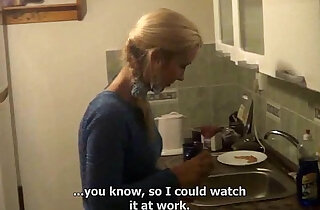 This Horny Housewife Fucking Amateur Bondage xxx tube video