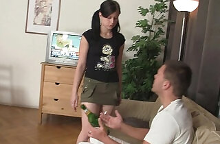 Rough sex and gagging boozed teen xxx tube video