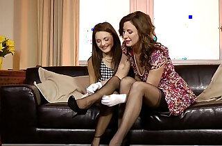British mature eats glamour pussy xxx tube video