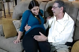 Logan Loves Her Grandpa HD xxx tube video