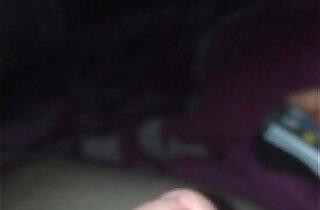 jerking me off in her sleep. xxx tube video