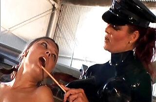 Mistress Aracadia And Vanessa Lynn Strap On Lesbian Fuck xxx tube video