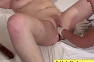 Watch nasty fetish hoe get fisted xxx tube video